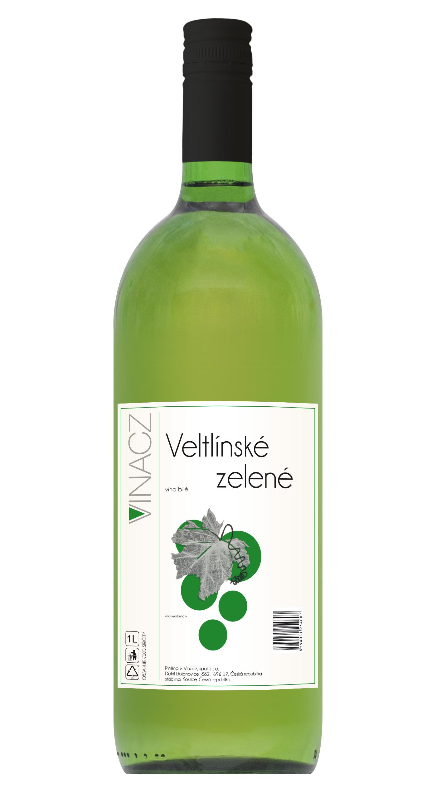 Veltlínské zelené
