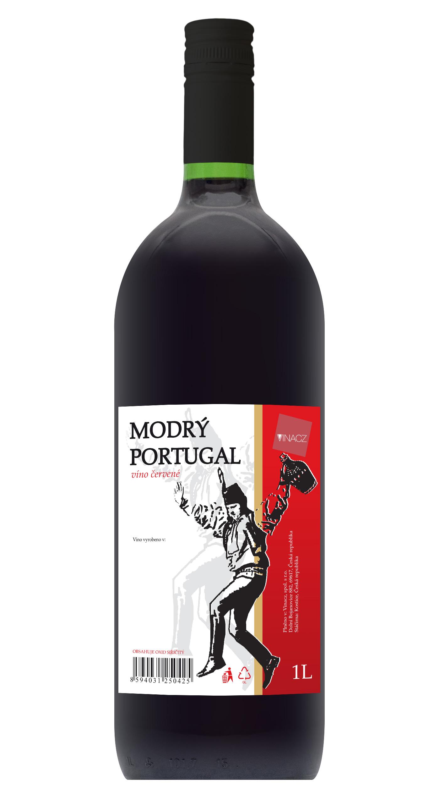 Modrý Portugal